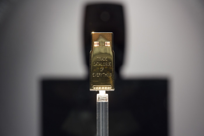 The Golden USB