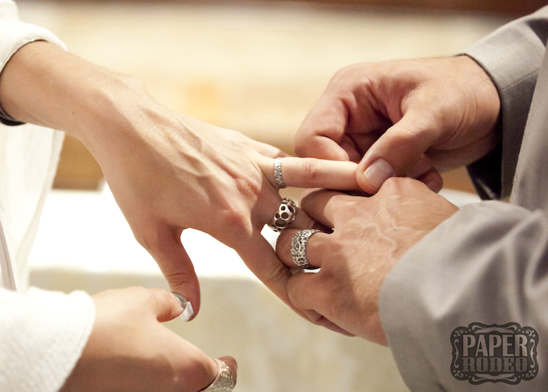 Tomica's Engagement Ring