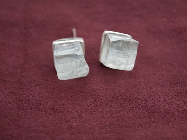 shop window glass earrings